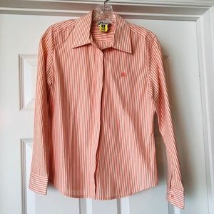 🌴Lilly Pulitzer striped button down🌴